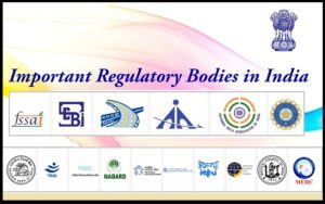 Top 26 Regulatory Bodies in India: Sector, Head, Headquarter & Funded Date
