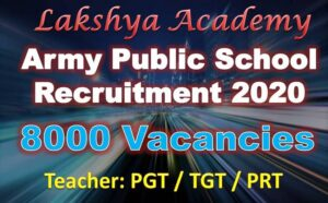 Army Public School Recruitment 2020: 8000 Vacancies, Registration Starts for PRT, TGT and PGT Posts Across Country